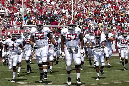 College Football Massey Peabody Analytics